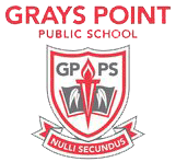 Grays Point Public School logo