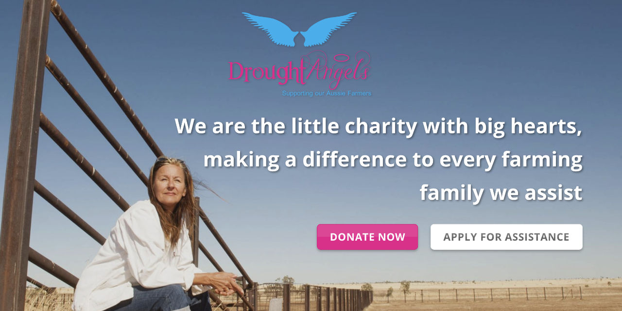 Drought Angels Website